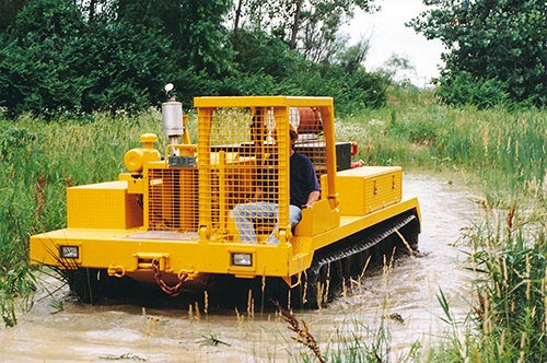 CME-800X Rough-Terrain Carrier