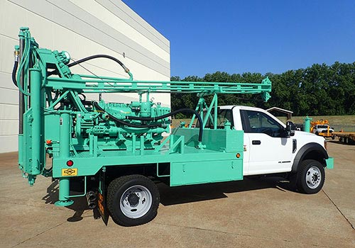 CME-45B Truck Mounted Drill