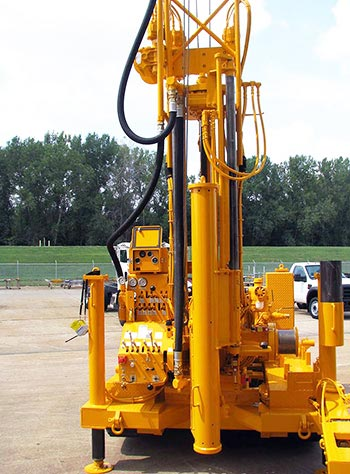 CME-45C/300 Track Mounted Drill Hydraulic Hammer