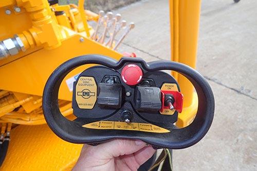 CME-45C/300 Trailer Mounted Drill Remote Control