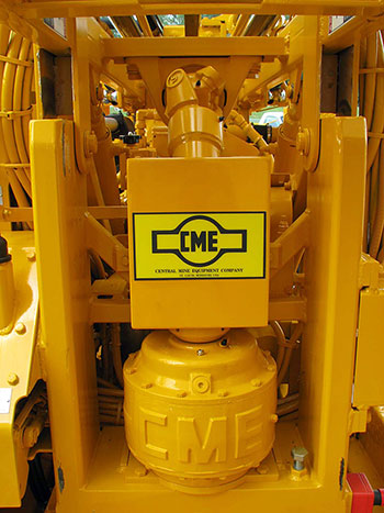 CME-45C Trailer Mounted Angle Drill Drive