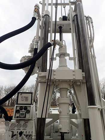 CME-55/300 Track Mounted Drill