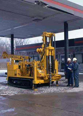CME-55LC/300 Track Mounted Drill