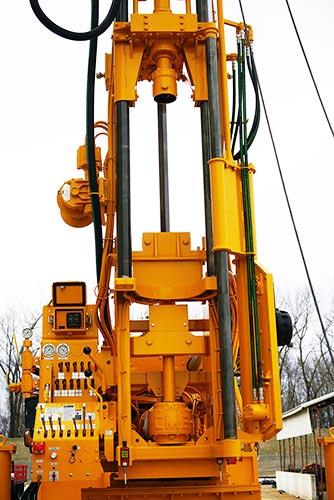 CME-55LCX/300 Track Mounted Drill