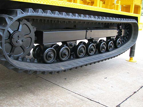 CME-55LCX/300 Track Mounted Drill Rubber Tracks