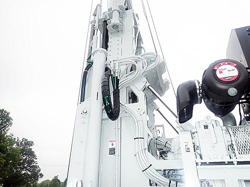 CME-55LCX Truck Mounted Drill