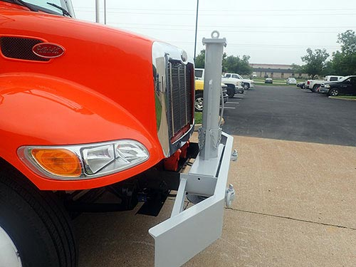 CME-55LCX Truck Mounted Drill Rig