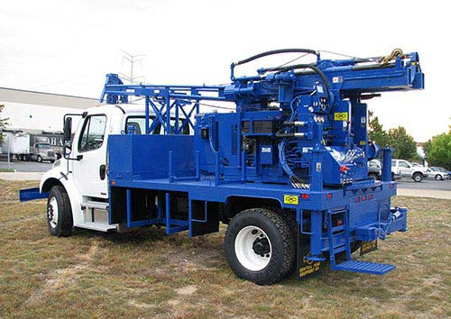 CME-55LC Auger Drill Rig