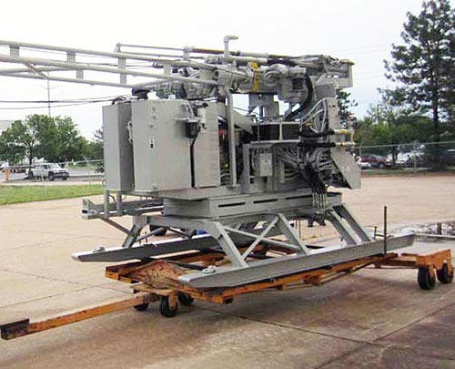 CME-55 Skid Mounted Auger Drilling Rig