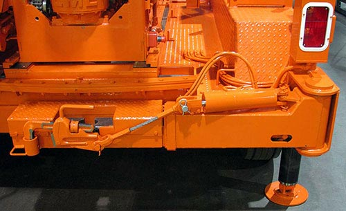 CME-55 Trailer Mounted Drill Options
