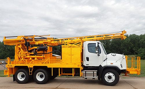 CME-75 Auger Drill Rig