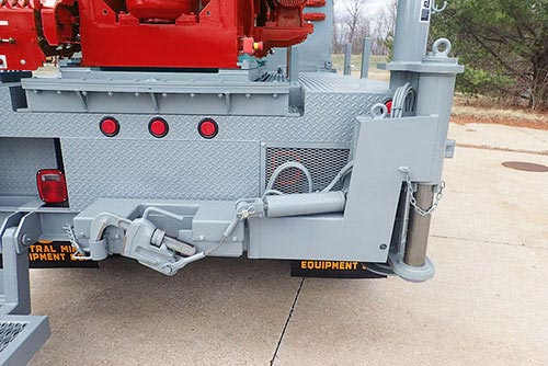 CME-75 Truck Mounted Drill Optional Equipment