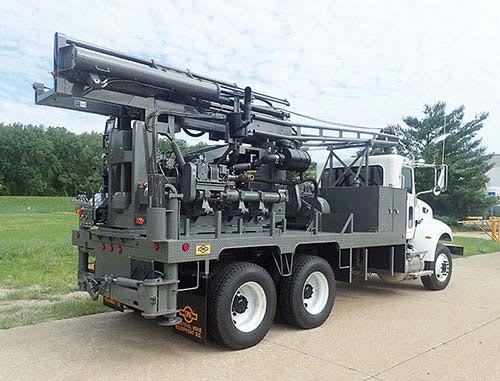 CME-75 Truck Mounted Drill