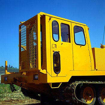CME-850X Track Mounted Drill Cab