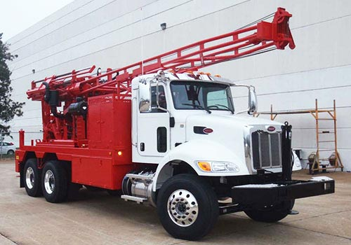 CME-85 Auger Drill Rig