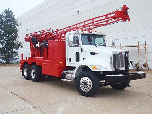 CME-85 Truck Mounted Drill Rig
