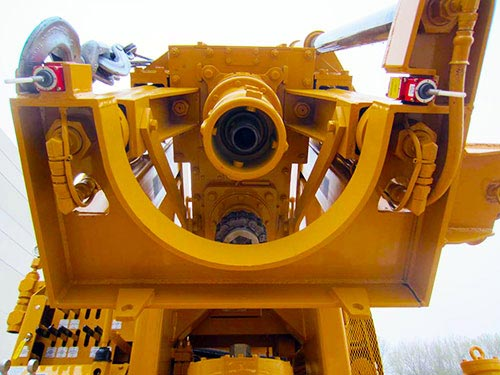CME-85 Truck Mounted Drill Rotary Drive