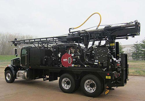 CME-95 Auger Drill Rig