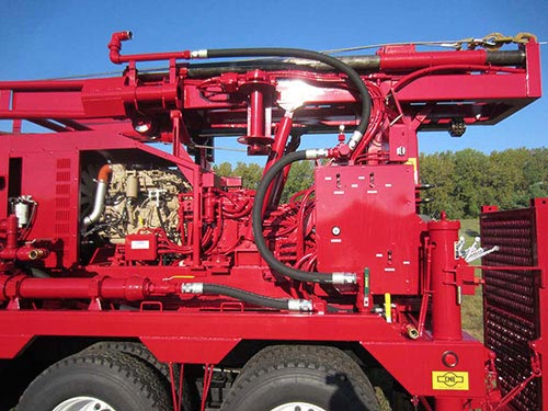 CME-95 Truck Mounted Drill Engine