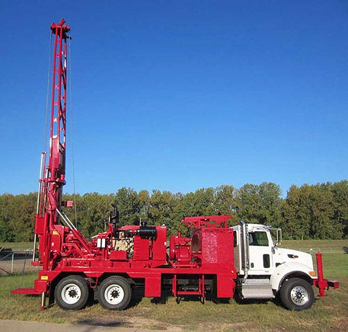 CME-95 Truck Mounted Drill Rig