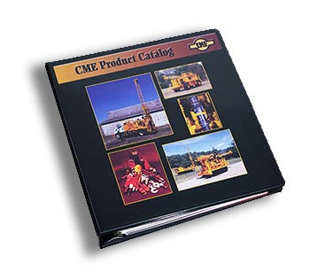CME Product Catalog - Geotechnical Drilling Supplies, Drill Rig Tooling