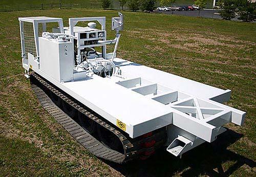 CME-800X All-Terrain Carrier