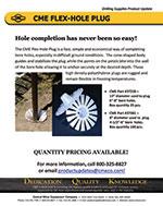 Flex Hole Plug Product Update