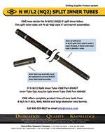 NW-L2 (NQ2) Split Inner Tubes Product Update