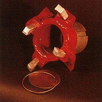 Hollow Auger Head with Expendable Disc