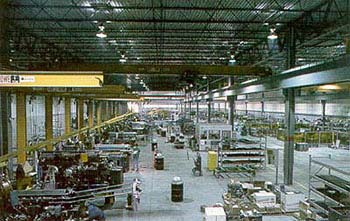 Central Mine Equipment Company Assembly Area