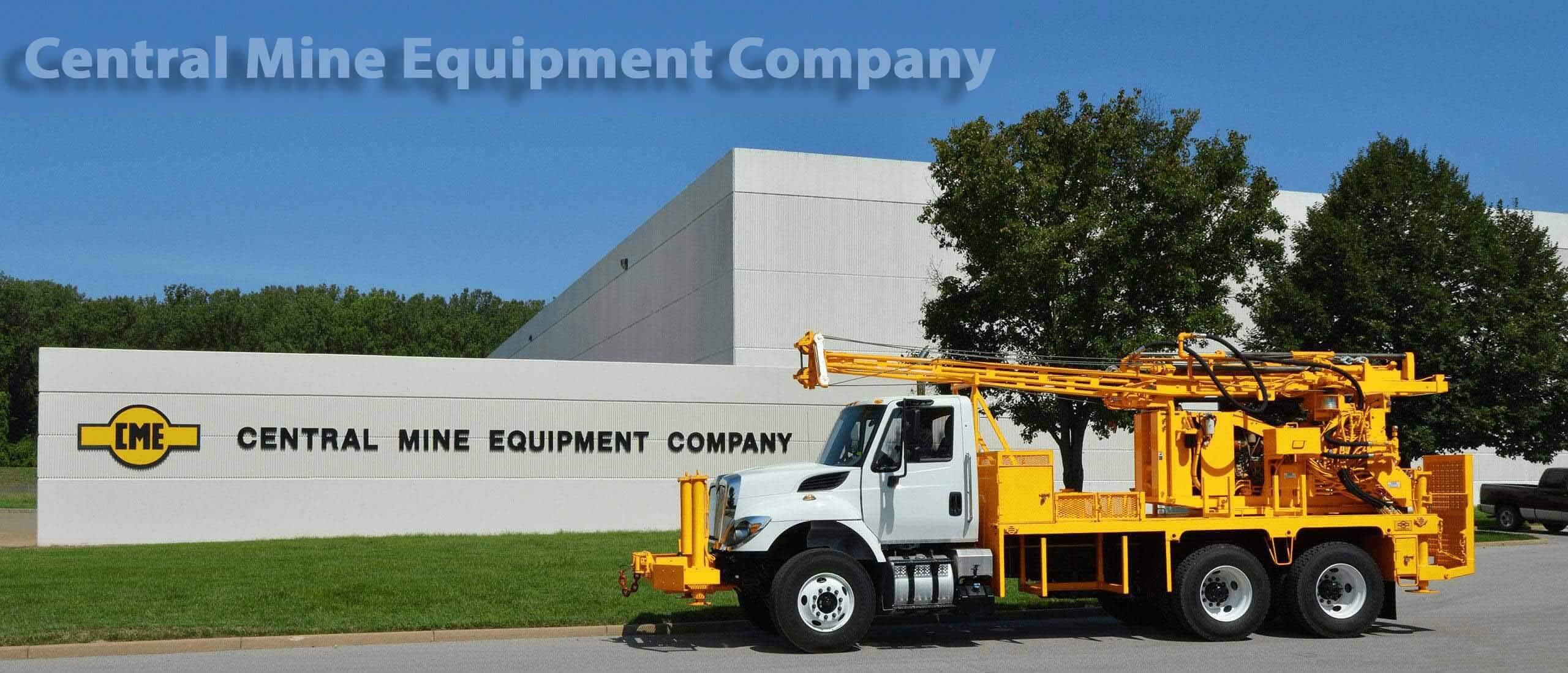 Central Mine Equipment Company Drilling Rigs