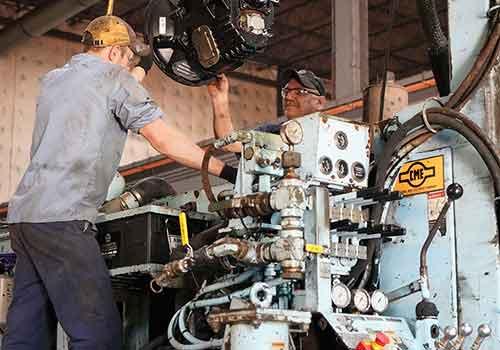 Rig Repair and Upgrades